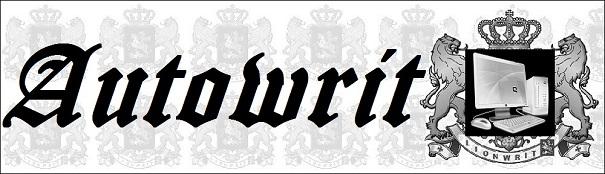 Autowrit